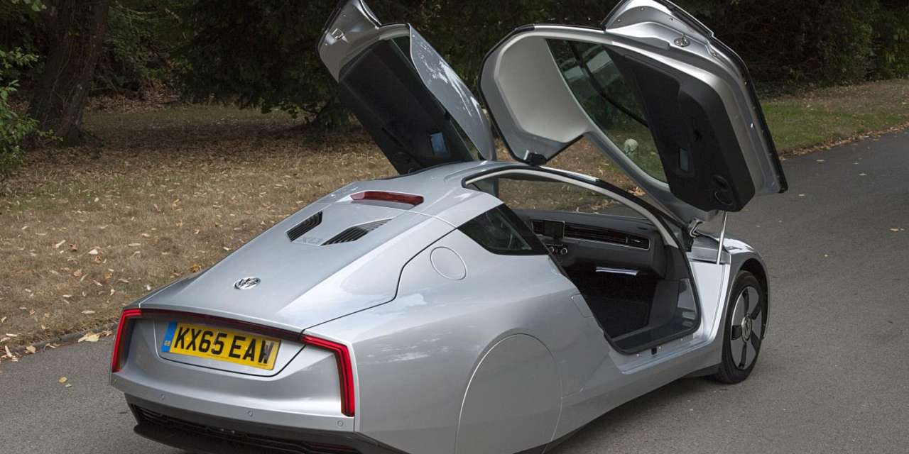 FUTURISTIC BEAULIEU EXHIBIT IS ONE OF WORLD'S TOP GREEN CARS