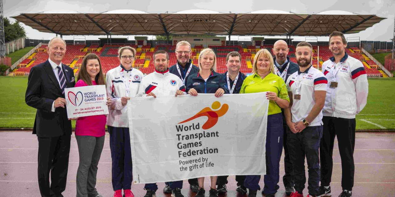 North East success at British Transplant Games with one year until international event heads to region