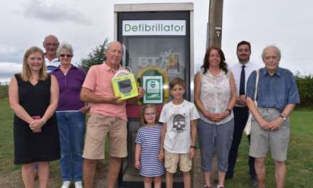 Whitton Defibrillator Plans Spark Into Life After Successful Community Fundraising Campaign