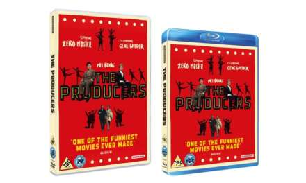 THE PRODUCERS 50th Anniversary Release | On Blu-ray, DVD & EST 10 September