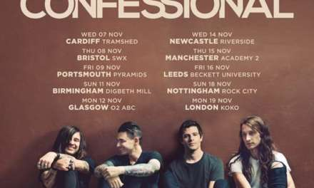 DASHBOARD CONFESSIONAL ANNOUNCE NOVEMBER UK & IRELAND TOUR