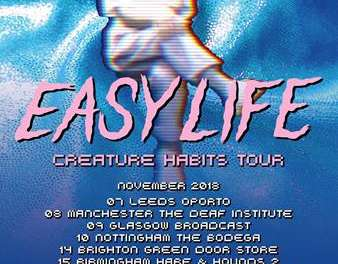 Easy Life Headline Tour