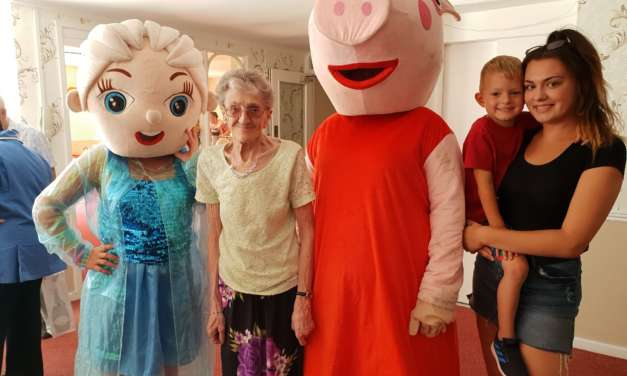 Pelton Grange Care home fayre raises hundreds for residents