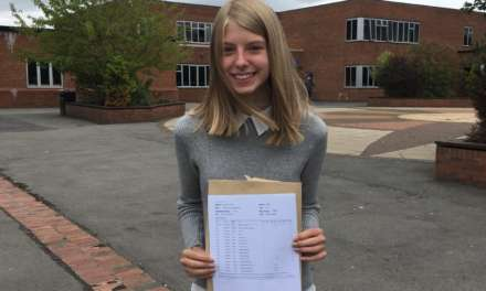 GCSE success for Conyers School