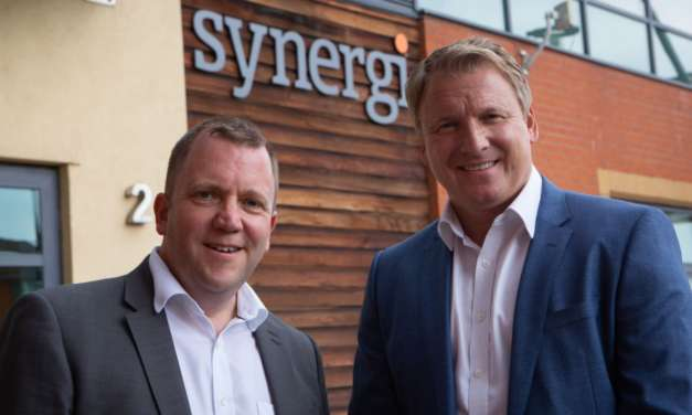 Synergi celebrates anniversary with expansion roll-out
