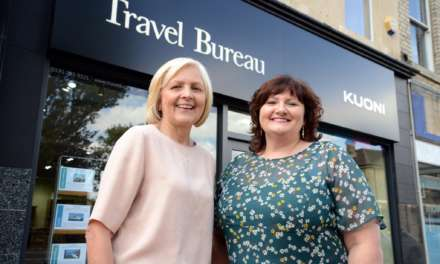 Travel company flies towards a bright and safe future