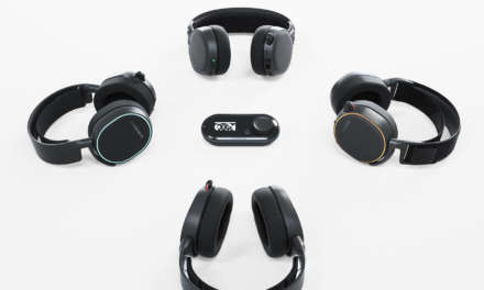 STEELSERIES ANNOUNCES THE AVAILABILITY OF STANDALONE GAMEDAC AND UPGRADES AWARD-WINNING ARCTIS AUDIO LINE