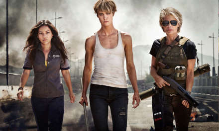 OFFICIAL FIRST LOOK AT THE WOMEN OF THE NEW TERMINATOR