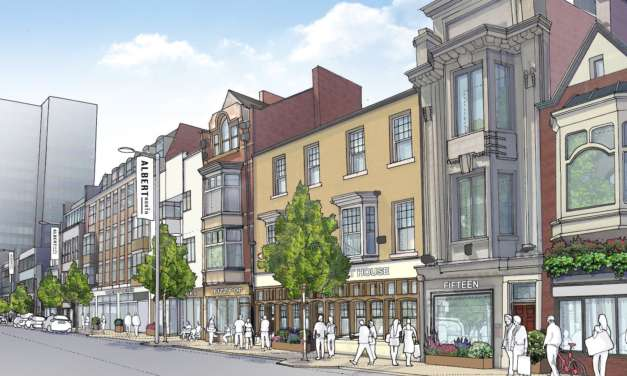 Middlesbrough's Albert Road to be transformed into vibrant city centre community