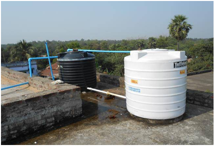 Pros And Cons Of Storage Water Tanks Available In Different