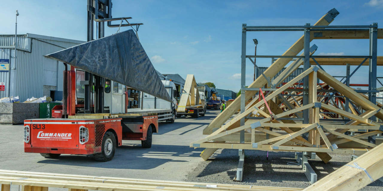 £1m month for timber specialist's Engineered Wood Product Division