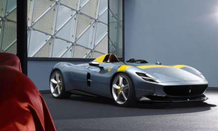 THE FERRARI MONZA SP1 AND SP2 UNVEILED