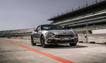 ABARTH 124 GT – UK PRICING ANNOUNCED