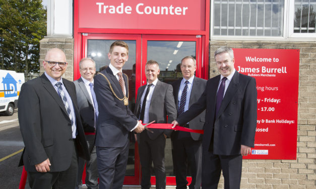 Million pound Morpeth branch officially opened