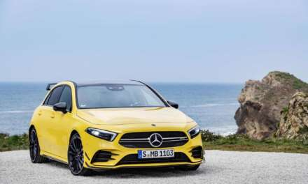 THE NEW MERCEDES-AMG A 35 4MATIC