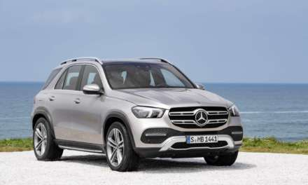 THE NEW MERCEDES-BENZ GLE: THE SUV TRENDSETTER COMPLETELY RECONCEIVED