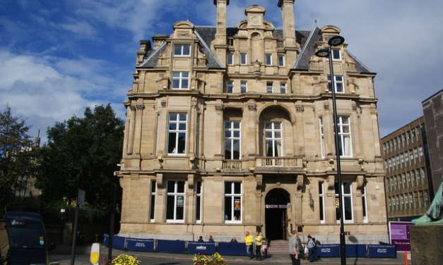 Newcastle's Union Rooms set for makeover
