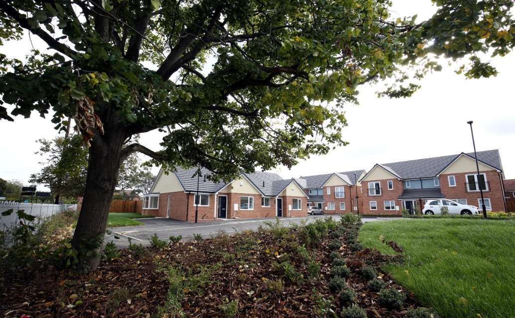 New affordable homes  for Newcastle residents