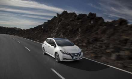 JUST ONE YEAR SINCE ITS UNVEIL, ACCLAIM FOR THE BEST-SELLING NISSAN LEAF CONTINUES ACROSS EUROPE