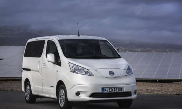 UPGRADED NISSAN e-NV200 MAKES ZERO-EMISSION LAST-MILE DELIVERY A REALITY ACROSS EUROPE