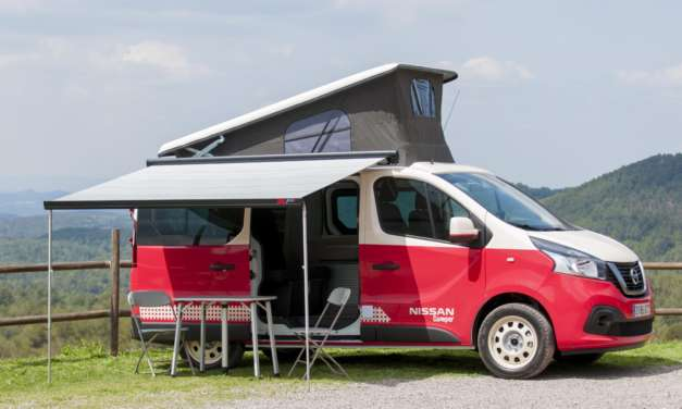 NISSAN CAMPER VAN CONVERSIONS ARE THE PERFECT GETAWAY VEHICLE FOR ADVENTURERS