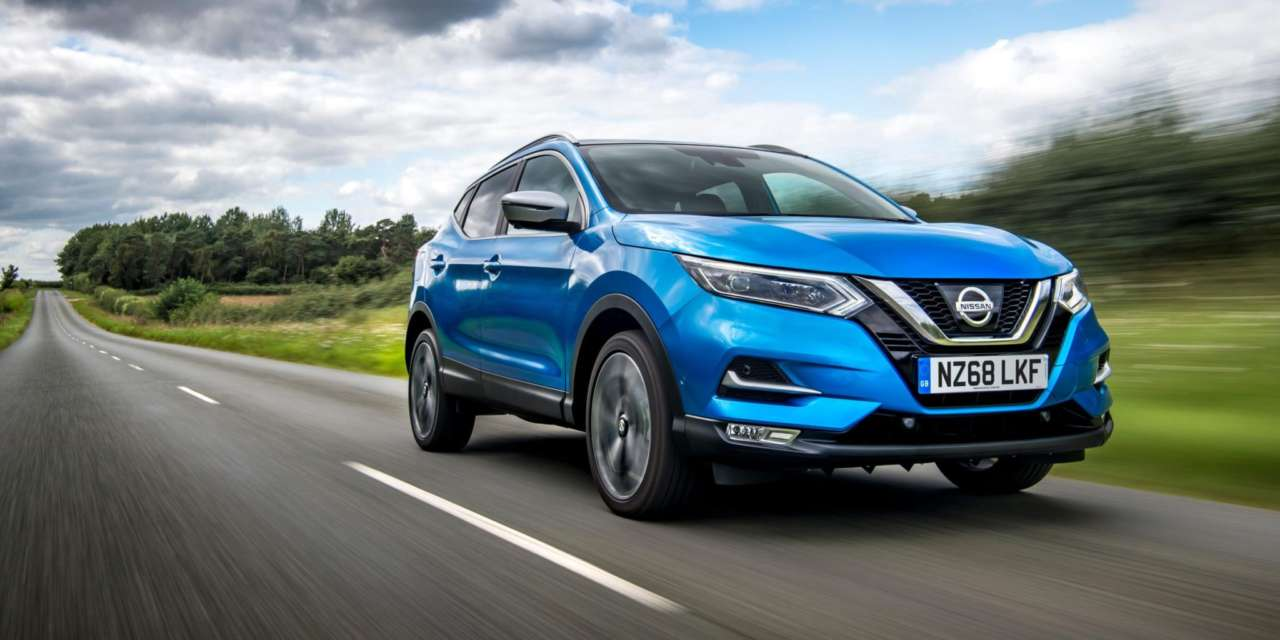 UPGRADED NISSAN QASHQAI DIESEL DELIVERS MORE POWER, MORE PERFORMANCE, LOWER EMISSIONS
