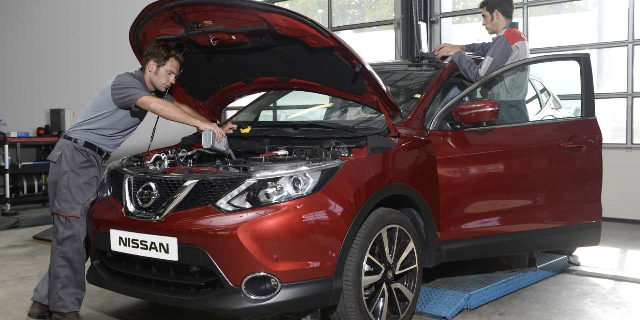 FURTHER EXPANSION OF NISSAN AFTERSALES PROGRAMS FOR OUT-OF-WARRANTY VEHICLES