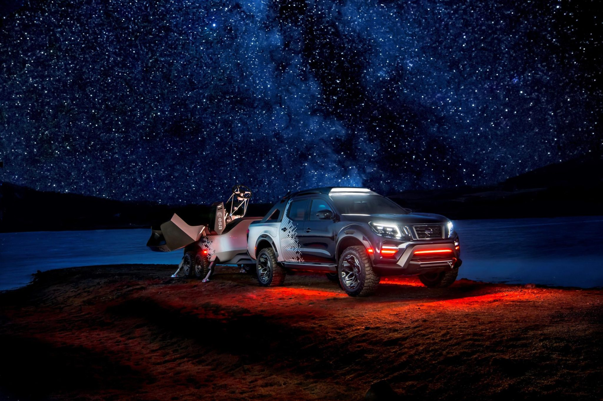 NISSAN UNVEILS EXCITING NEW PICKUP CONCEPT WHILE ADDING TO THE NAVARA LINEUP AT HANNOVER MOTOR SHOW