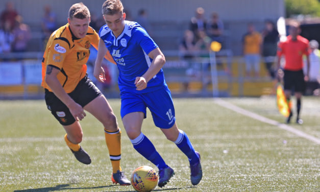 Defender signs contract with Scottish Championship league side