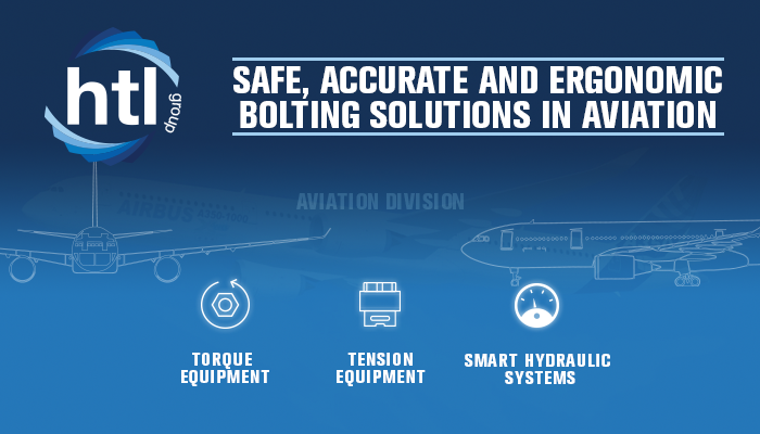 Safe, Accurate and Ergonomic Bolting Solutions In Aviation