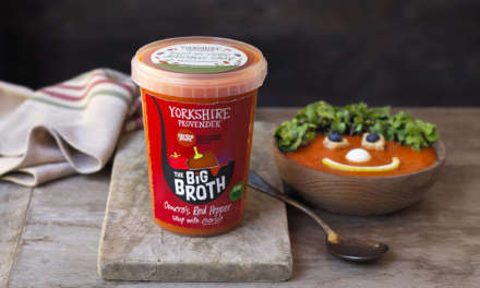 NEW CHARITY SOUP TO TURN THE NATION  INTO SOUPER TROUPERS