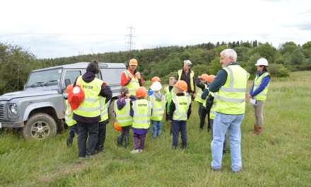 Community Archaeology Days Held At Bradley Surface Mine
