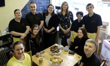 Smile For Life calls on people to leave a lasting gift in their will to help disabled youngsters in the region, as part of Remember A Charity Week