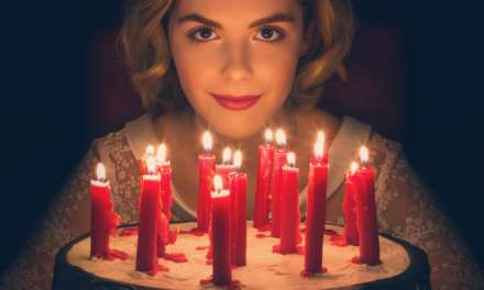 Netflix Original Series starring Kiernan Shipka: CHILLING ADVENTURES OF SABRINA