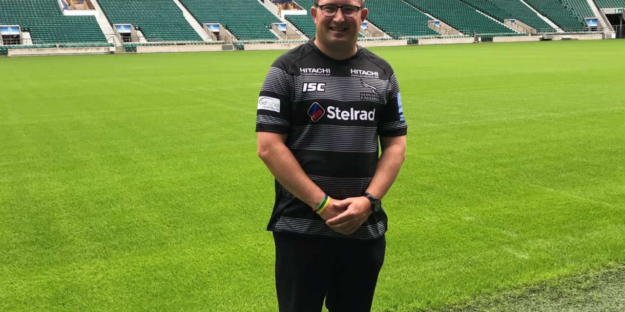 RUGBY RECOGNITION FOR YARM PREP SCHOOL GAMES TEACHER
