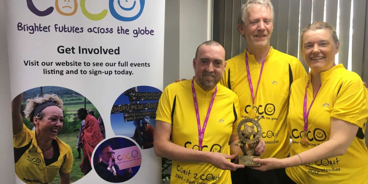 COCO urges businesses to saddle up and take on Hadrian's Cycleway challenge