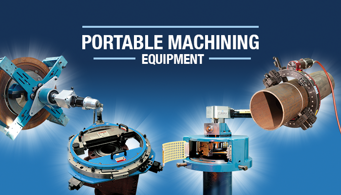 Controlled Bolting OEM Add Portable Machining Range to Expanding Customer Solutions Portfolio