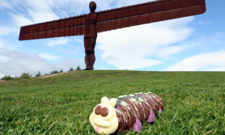 Colin on Tour: Angel of the North