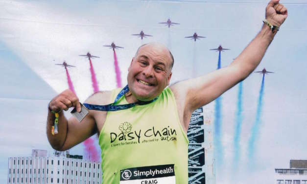 Craig goes the extra miles for Daisy Chain