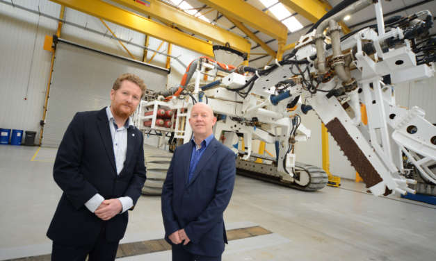 DeepOcean unveils new Offshore Services Base at Port of Blyth