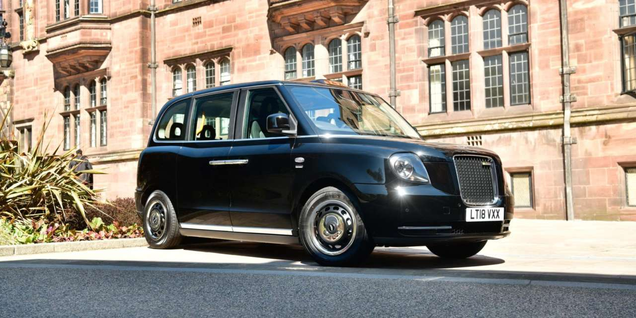 """UK FIRST AS """"GO ELECTRIC TAXI"""" SCHEME IS LAUNCHED IN COVENTRY, THE HOME OF THE BLACK CAB"""