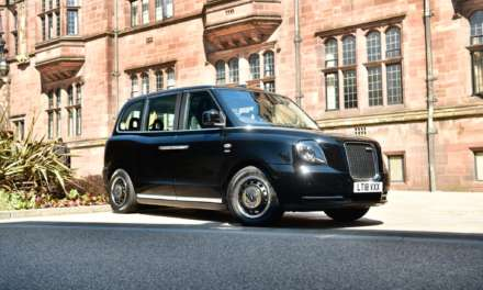 "UK FIRST AS ""GO ELECTRIC TAXI"" SCHEME IS LAUNCHED IN COVENTRY, THE HOME OF THE BLACK CAB"