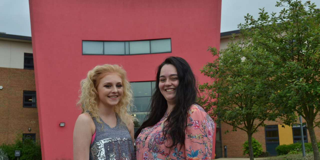 Charlotte and Eloise move on to next stage