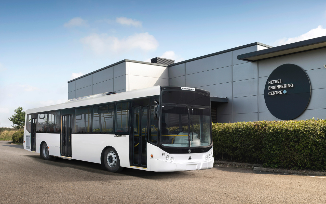 EQUIPMAKE PARTNERS WITH LEADING BRAZILIAN COMMERCIAL VEHICLE MANUFACTURER TO DEVELOP NEW ELECTRIC BUS