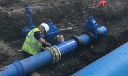 £1.5 million Glasgow water deal for Fastflow