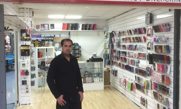 NEW MIDDLESBROUGH SHOP UNLOCKS OWNER'S AMBITION