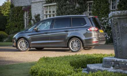 ENHANCED FORD S-MAX AND FORD GALAXY GAIN NEW TECHNOLOGIES AND POWERTRAINS