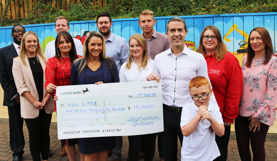 GAS announces £30,000 North East charity impact
