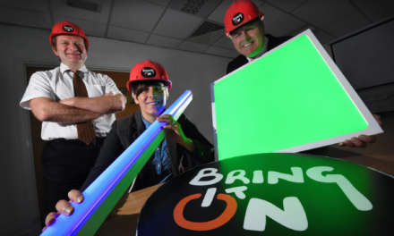 Local company gives light to Bring It On
