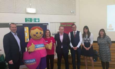 North P&I Club supports Greggs Breakfast Club Programme